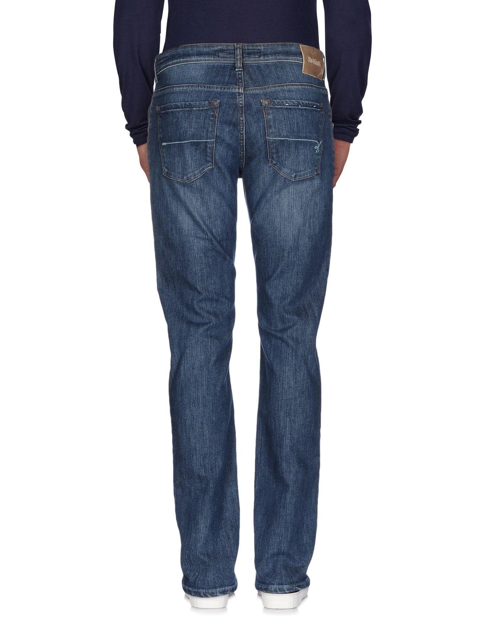 Pantaloni Jeans Re-Hash Uomo - - Uomo 42485994QP 25e3d2