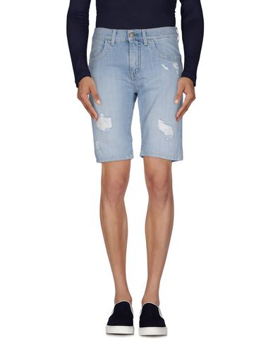 BIKKEMBERGS - Denim shorts