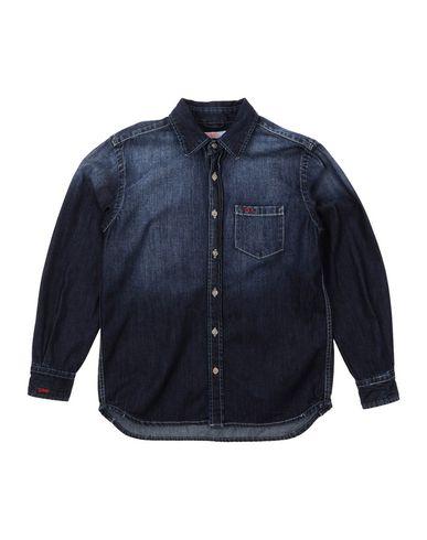 SUN 68 - Camicia di jeans