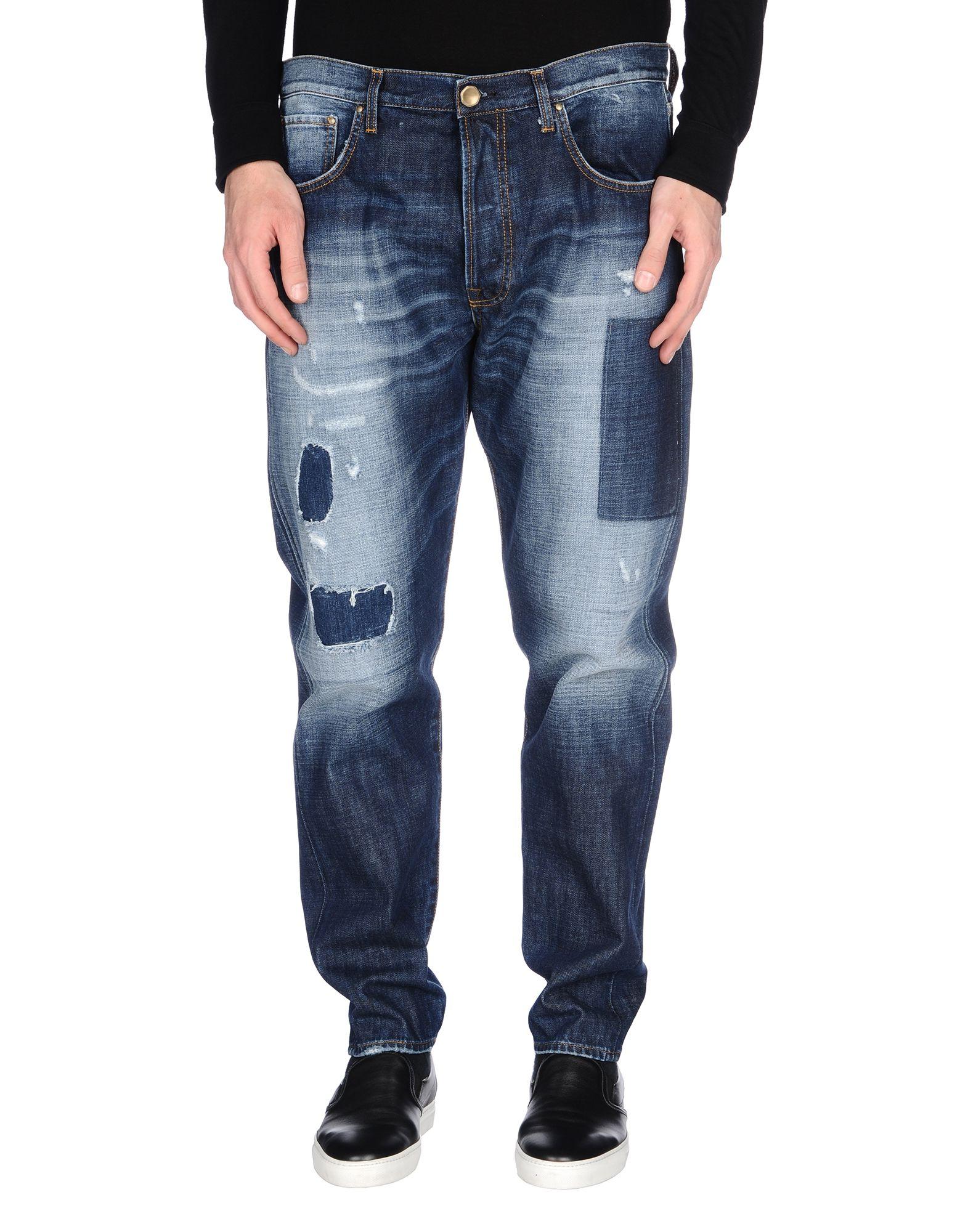 Pantaloni Jeans Aglini Uomo - - - 42499135GE 212352