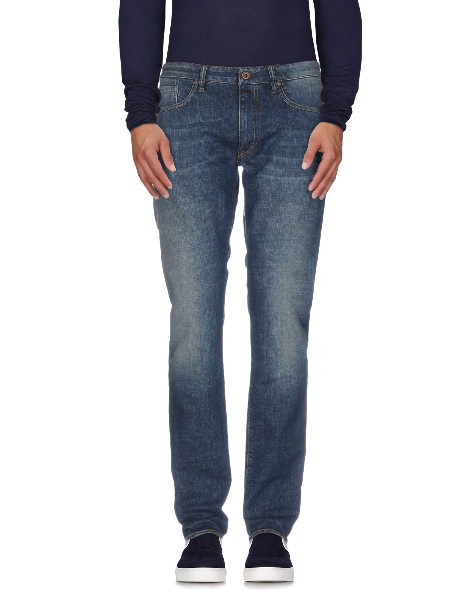 Pantaloni Jeans Uomo Incotex Uomo Jeans - 42501538OR d83005