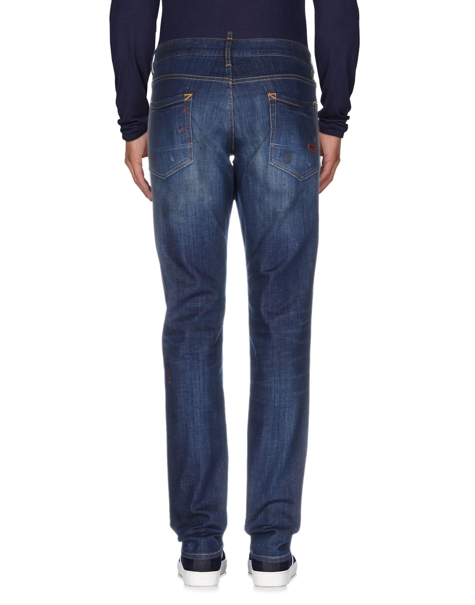 Pantaloni Uomo Jeans Dsquarosso2 Uomo Pantaloni - 42501549DS 227c45
