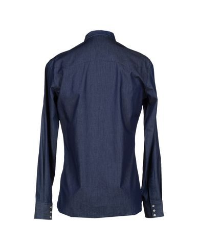 komfortabel online Mauro Griffins Camisa Vaquera gratis frakt utmerket for salg b70kvnvOUU