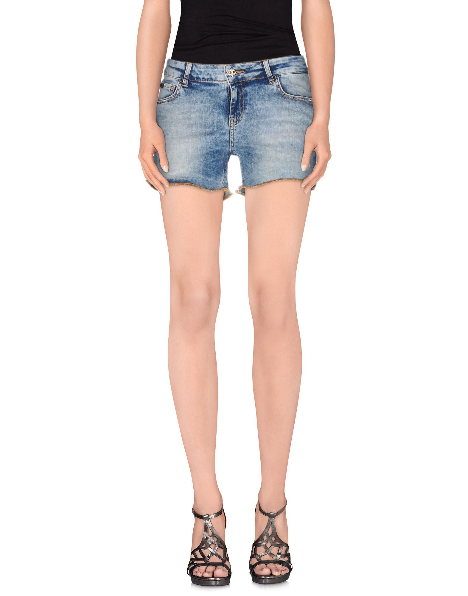 Shorts Jeans Les Éclaires Donna - Acquista online su