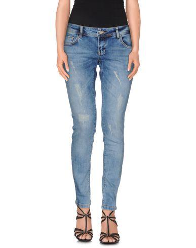 LES ÉCLAIRES - Denim trousers
