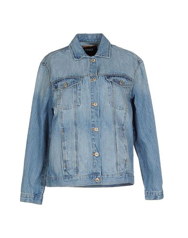Only Denim Jacket - Women Only Denim Jackets online on YOOX United ...