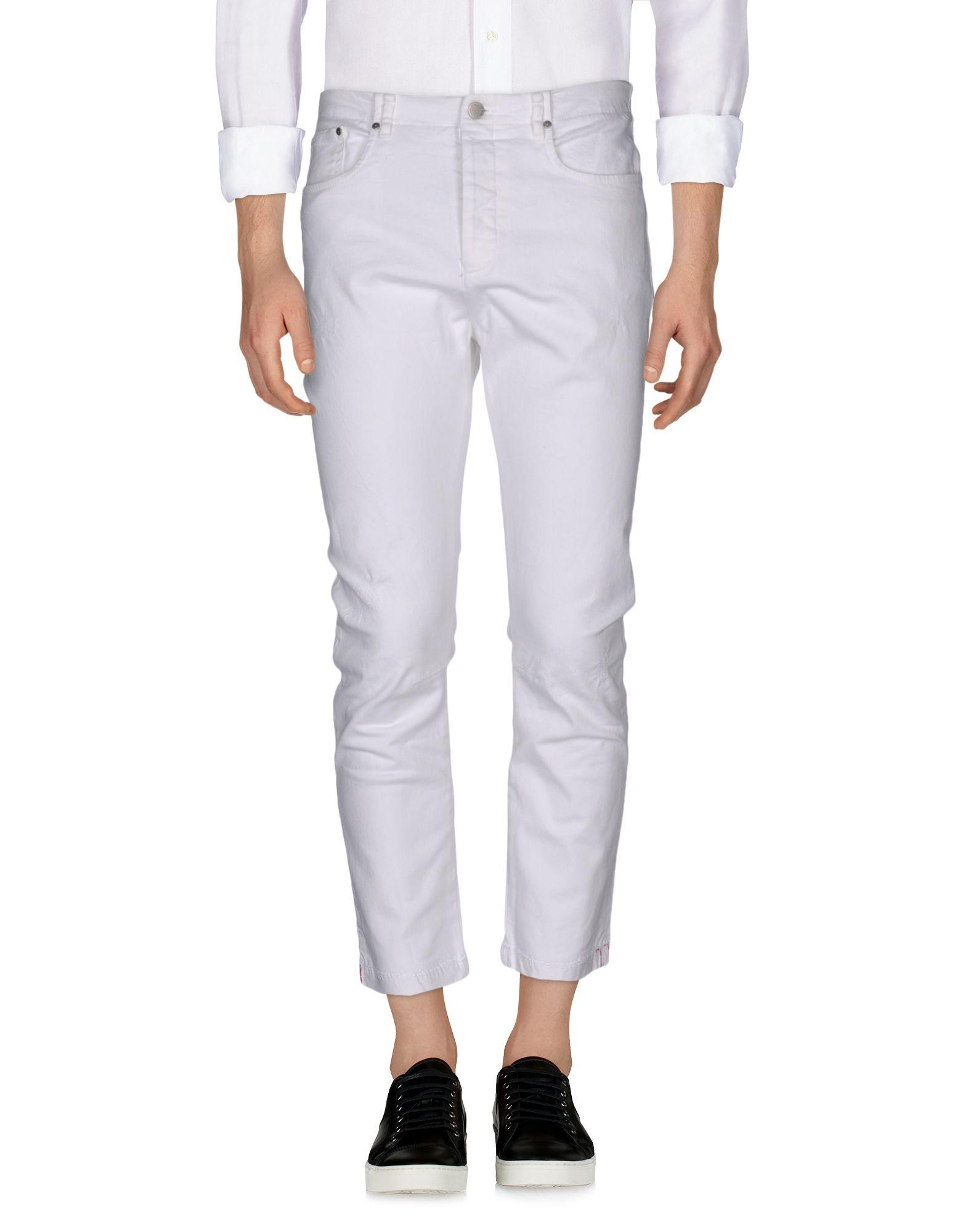 Pantaloni Jeans Daniele Alessandrini Homme Uomo - Acquista online su