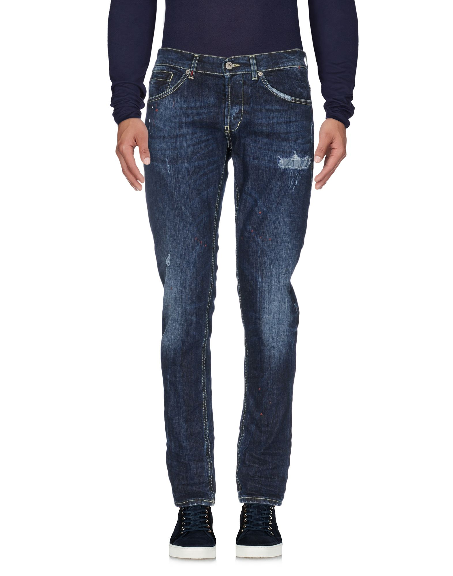Pantaloni Jeans Dondup herren - 42511645AT