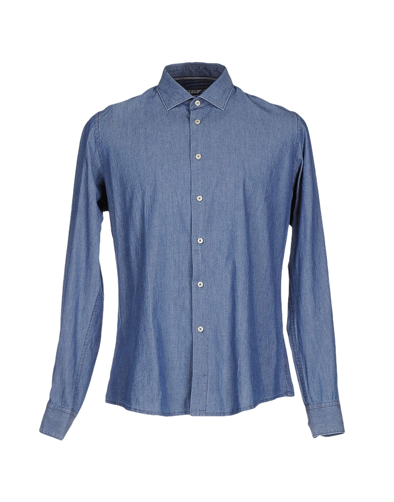 Camicia Jeans At.P.Co Uomo Uomo Uomo - 42513148UK 2fc2b0