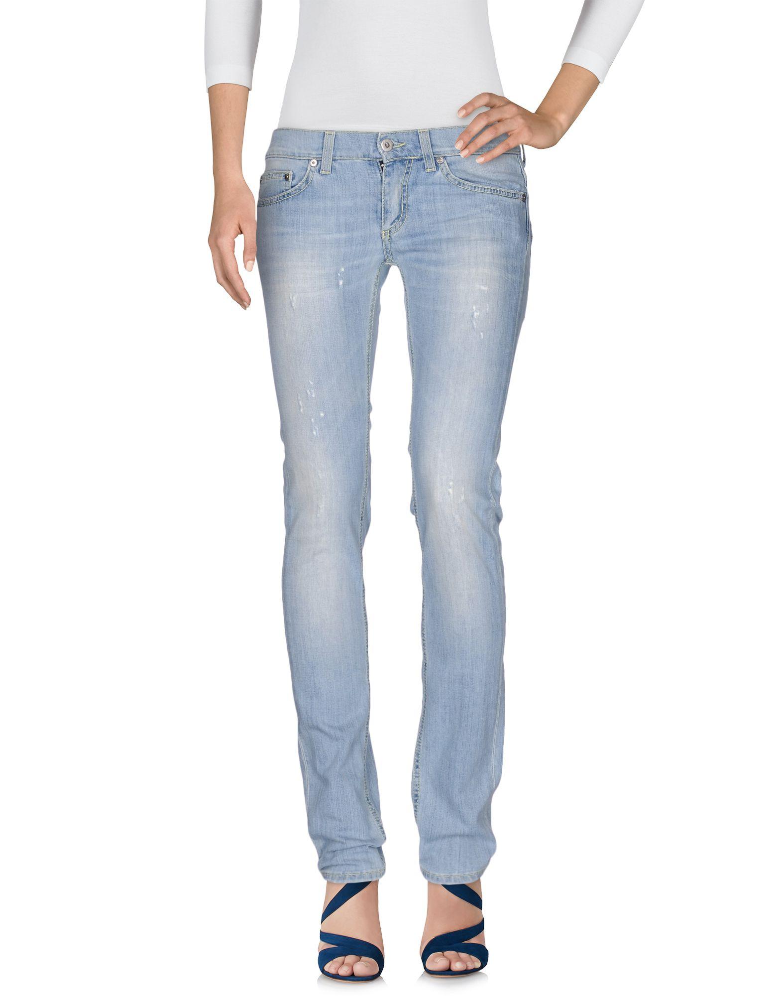 Pantaloni Jeans Dondup damen - 42513365VS