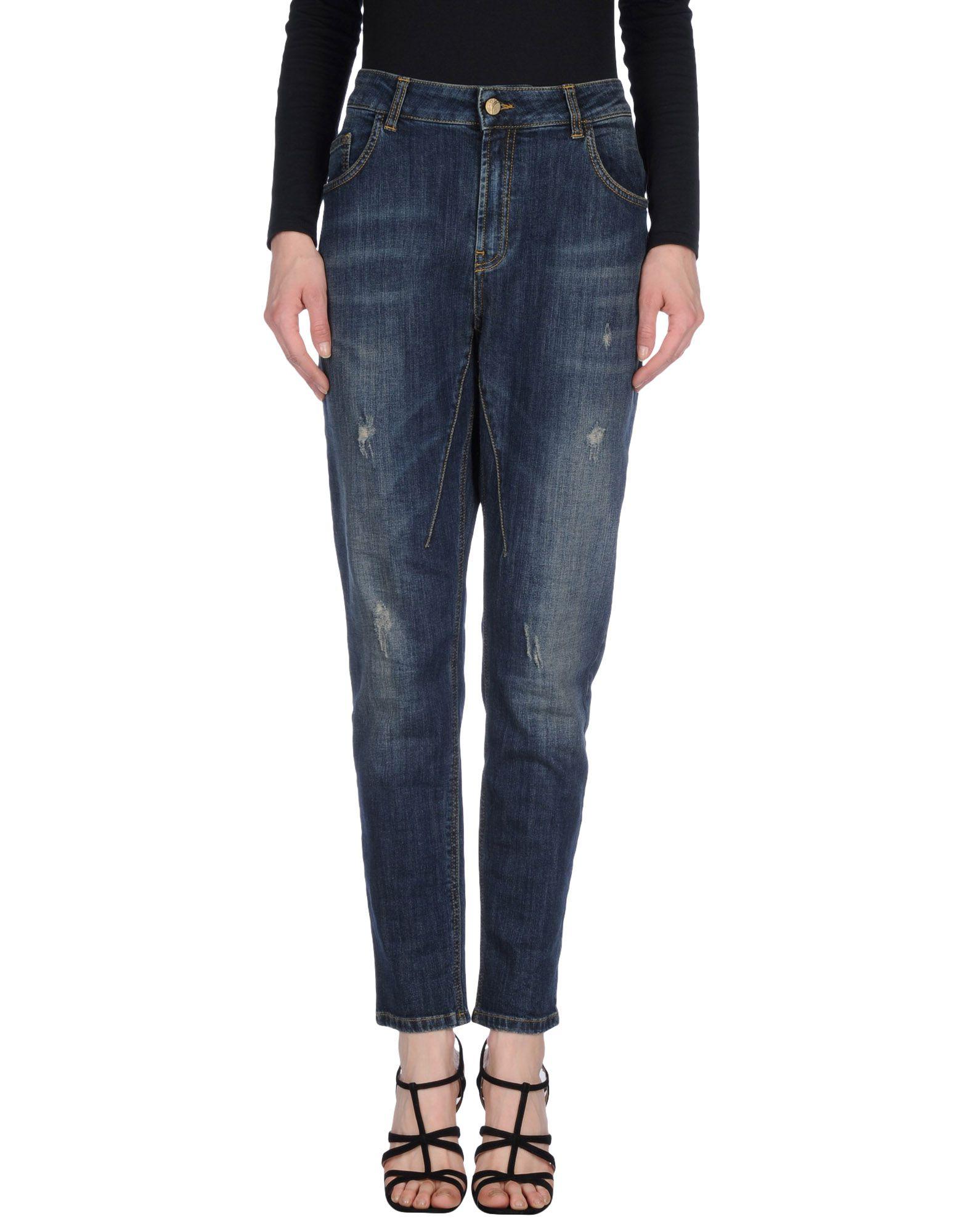 Pantaloni Jeans Manila Grace Denim Donna - Acquista online su