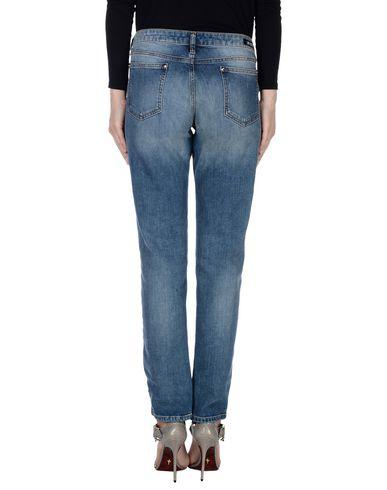 En Love Bleu Pantalon Moschino Jean 6qwpF6xg