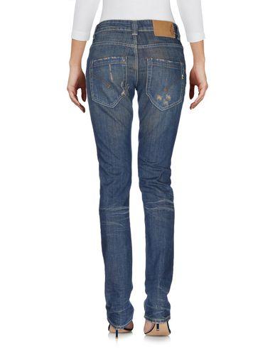 Pantalon Dondup Dondup Bleu Pantalon Jean Jean En Bleu En Rzx7XX