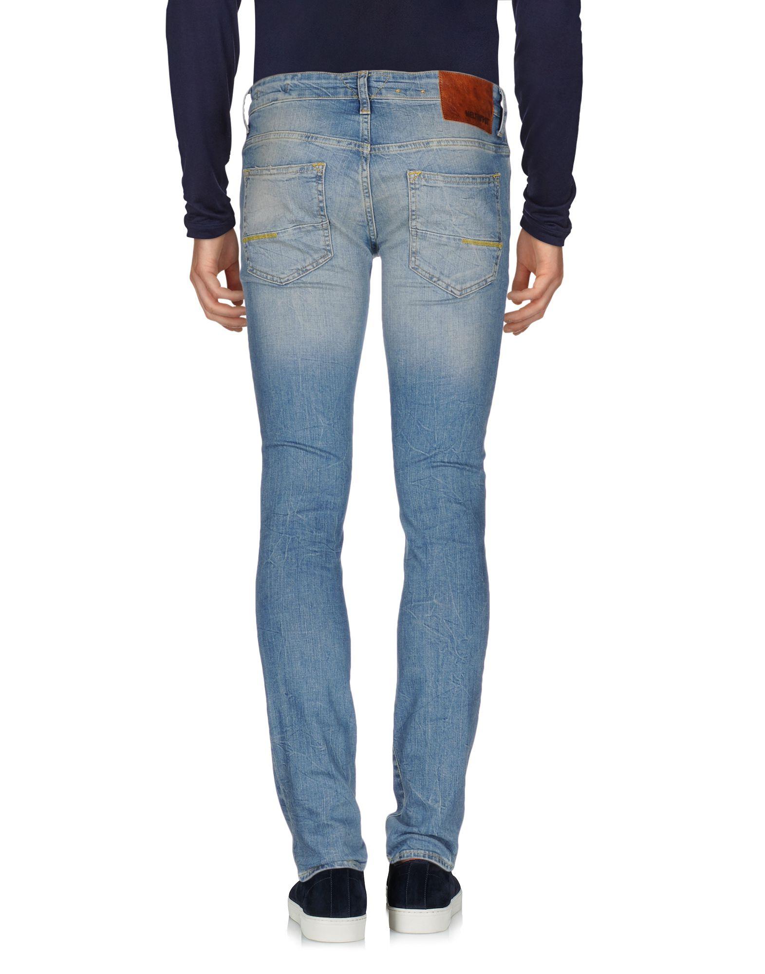Pantaloni - Jeans Meltin Pot Uomo - Pantaloni 42518124PL 34ab3f
