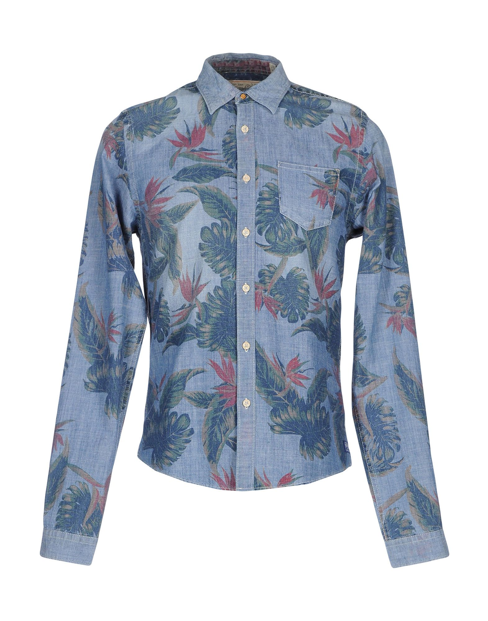 Camicia Camicia Camicia Jeans Scotch & Soda Uomo - 42521523UG f36a43