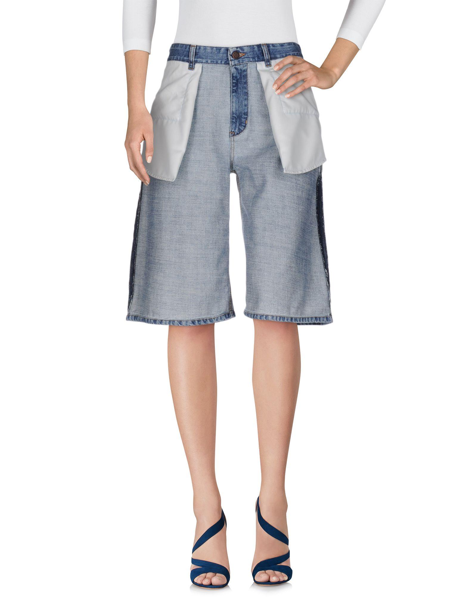 Shorts Jeans Moschino Donna - Acquista online su