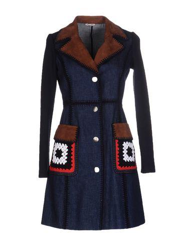 Miu Miu Denim Jacket - Women Miu Miu Denim Jackets online on YOOX United States - 42521922OM