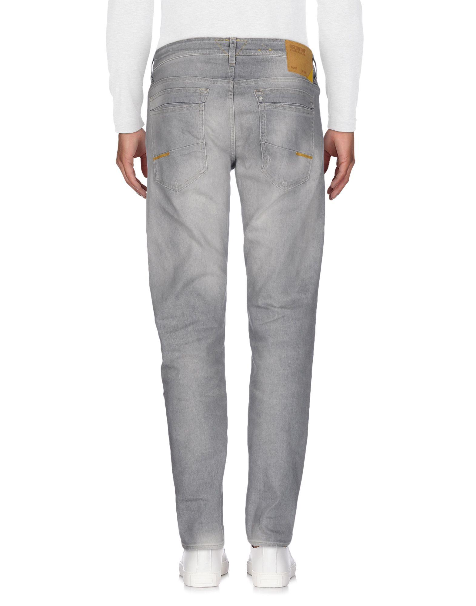 Pantaloni Jeans Meltin Pot Pot Meltin Uomo - 42525019IV d4db89