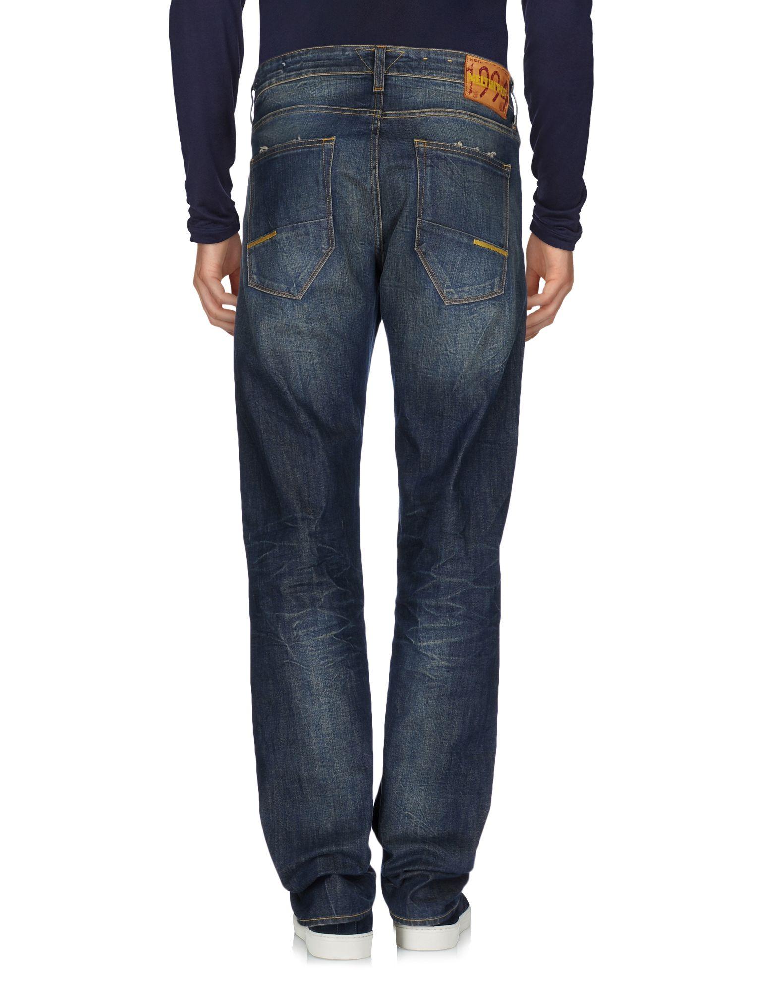 Pantaloni Jeans Meltin 42525628HN Pot Uomo - 42525628HN Meltin 80a856