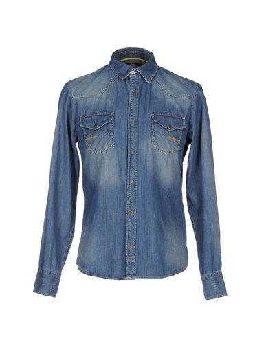 Meltin Kan Denim Shirt billig salg besøk 7AO53