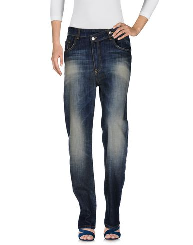 MANILA GRACE - Denim trousers