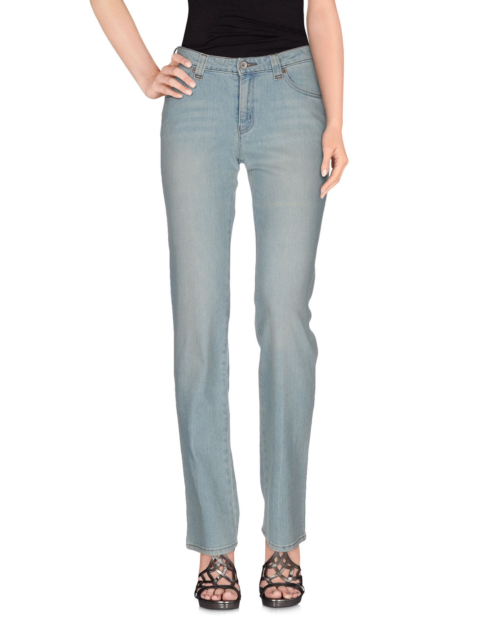 Pantaloni Jeans Armani Armani Armani Jeans donna - 42542054JK a04