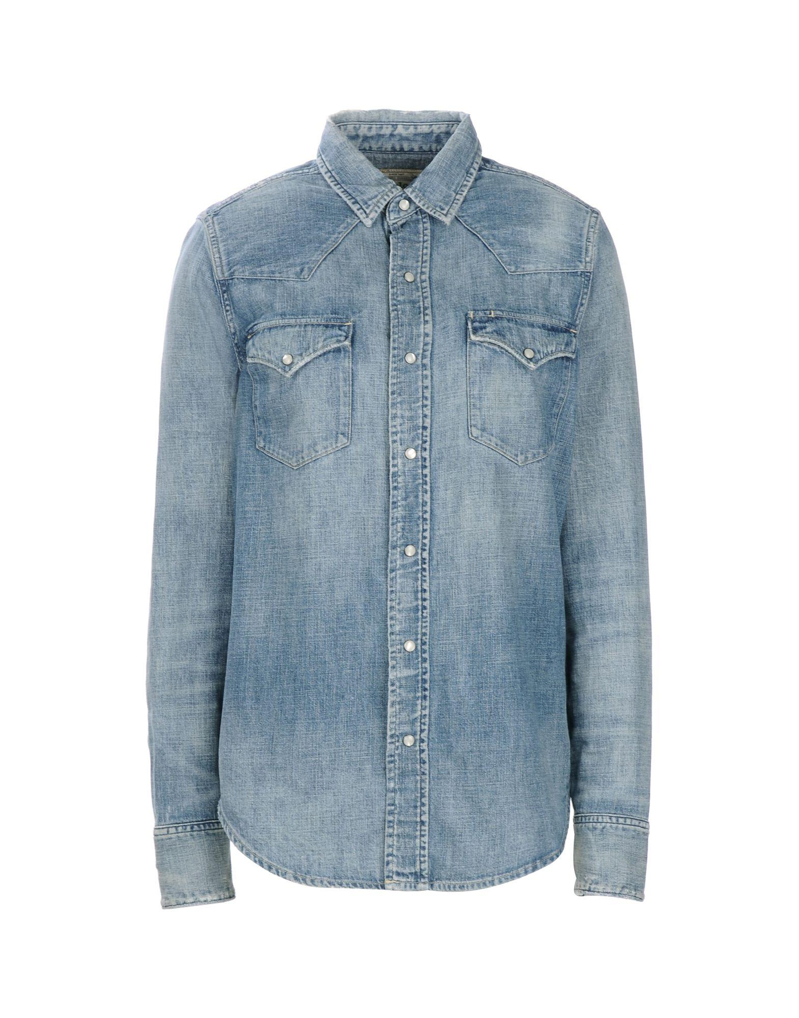 Camicia Jeans Polo Ralph Lauren Denim Western Shirt - Donna - Acquista online su uEJzY9