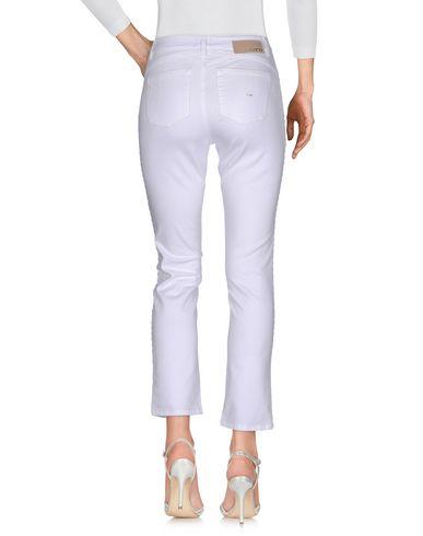 Pinko Denim Pants, White