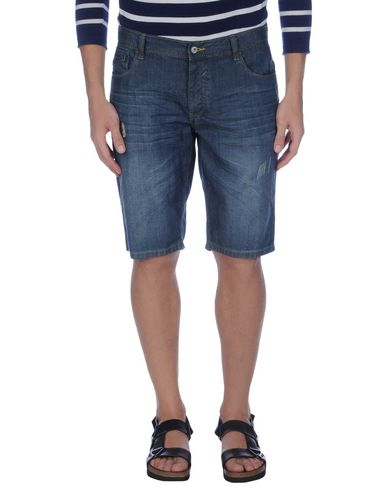 DENIM - Denim bermudas Yes-Zee