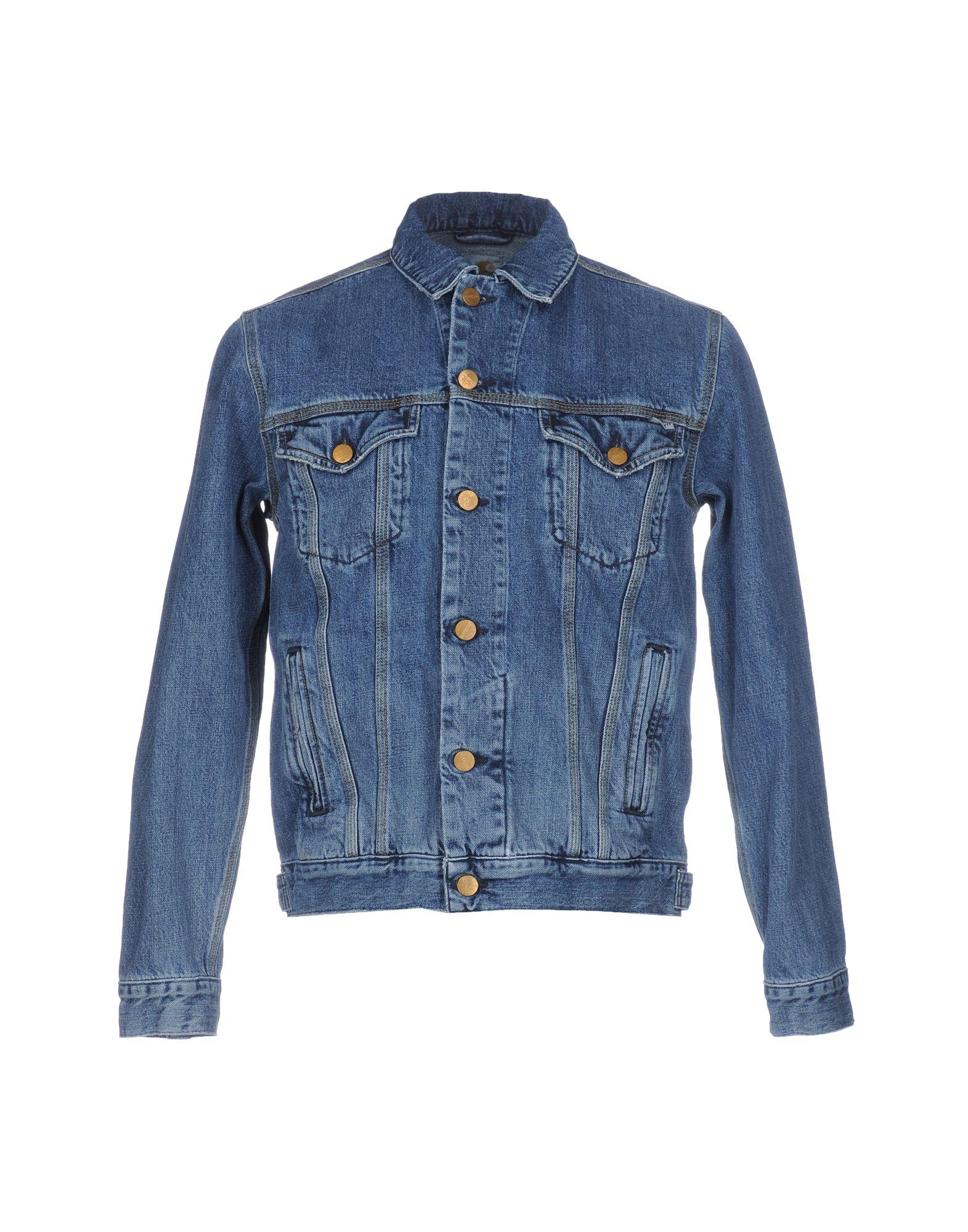 Giubbotto Jeans Carhartt Uomo - Acquista online su