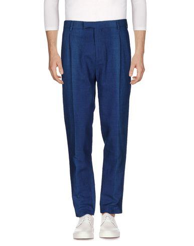 Pants for Men On Sale, Navy Blue, Cotton, 2017, 32 35 36 38 Siviglia
