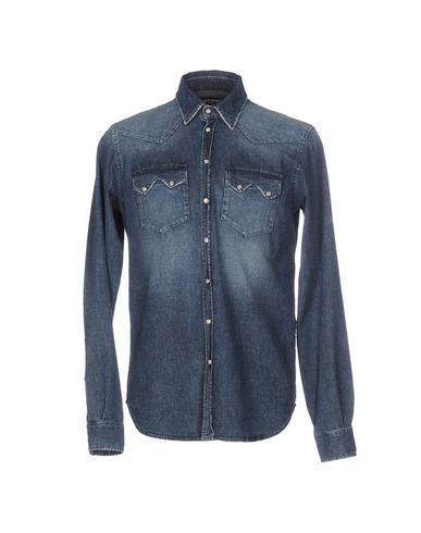 Avdeling 5 Denim Shirt stor rabatt online kcE5zdWT