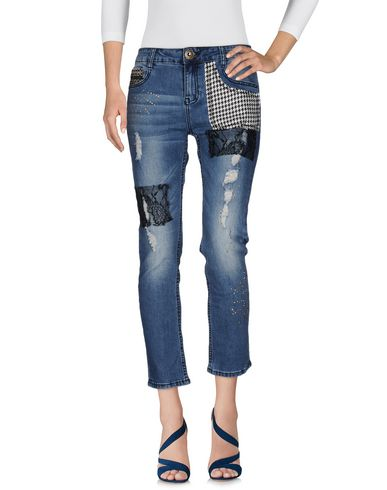 DESIGUAL - Denim trousers