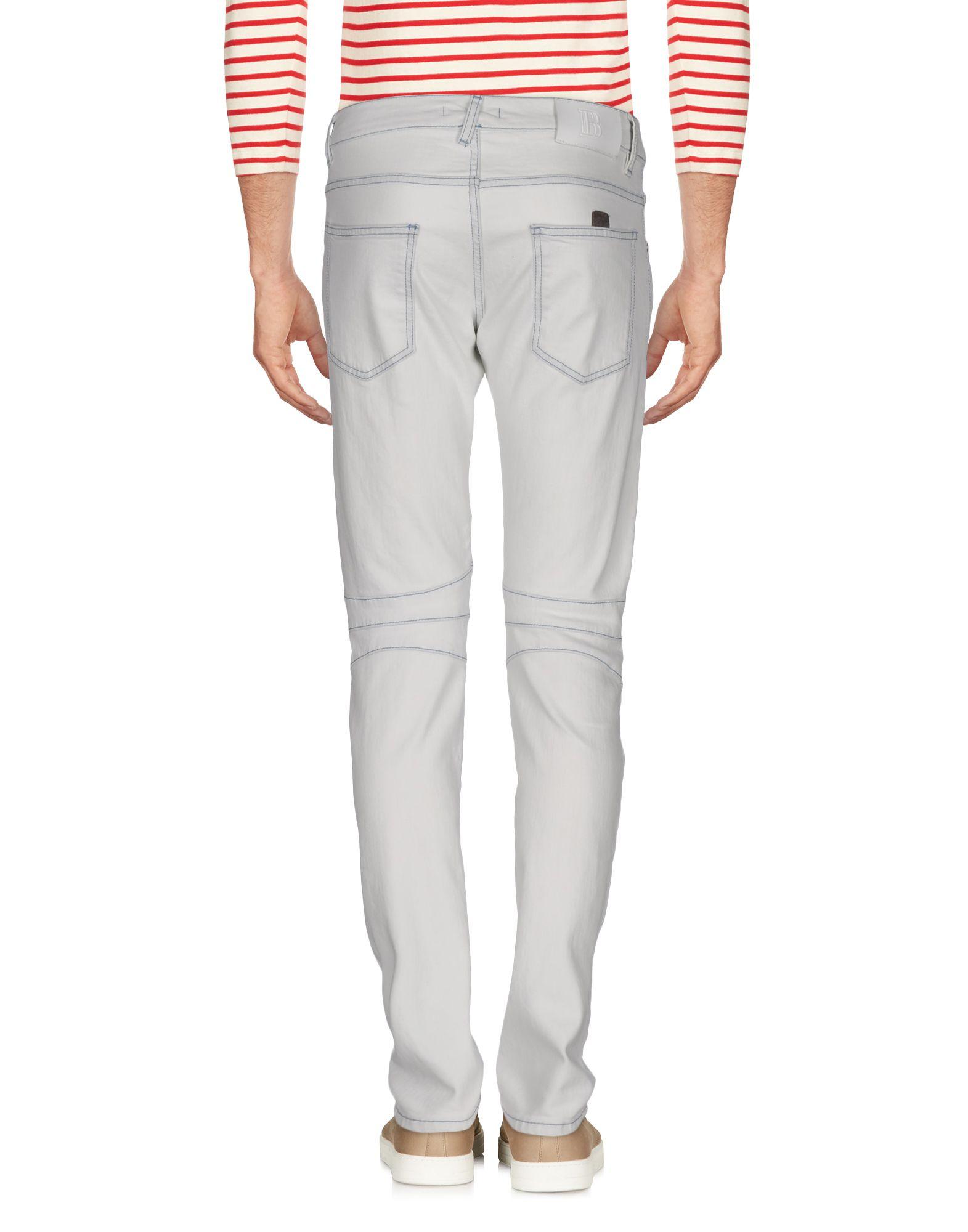 Pantaloni Jeans Pierre Uomo Balmain Uomo Pierre - 42553807KF dd8da4