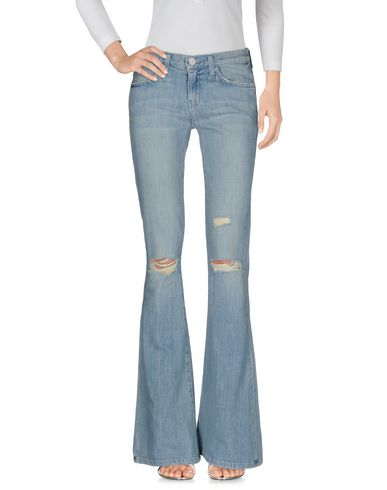 Current Elliott Denim Pants In Blue