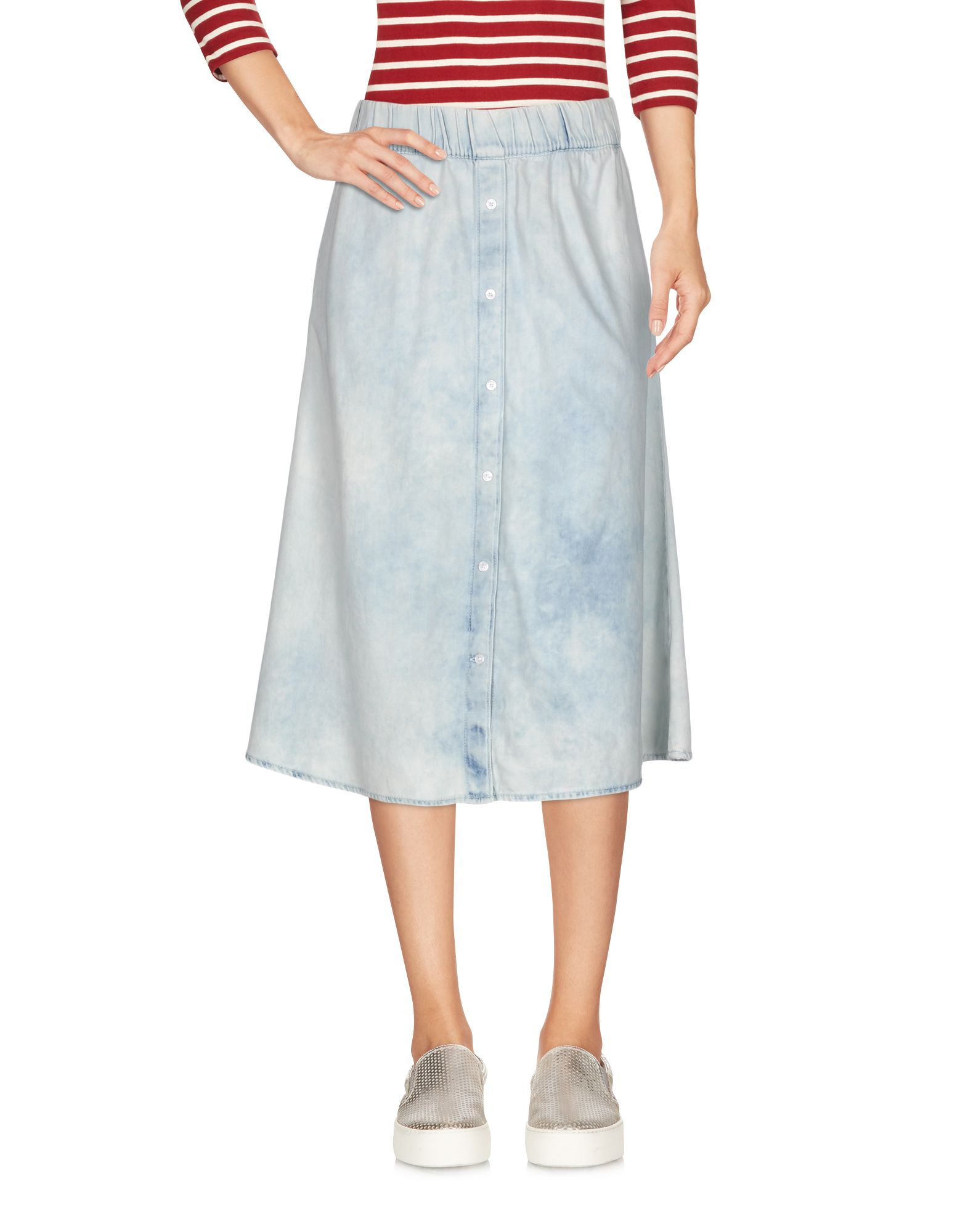 Cheap Monday Denim Skirts - Cheap Monday Women - YOOX United States