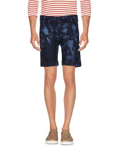 MICHAEL COAL - Denim shorts