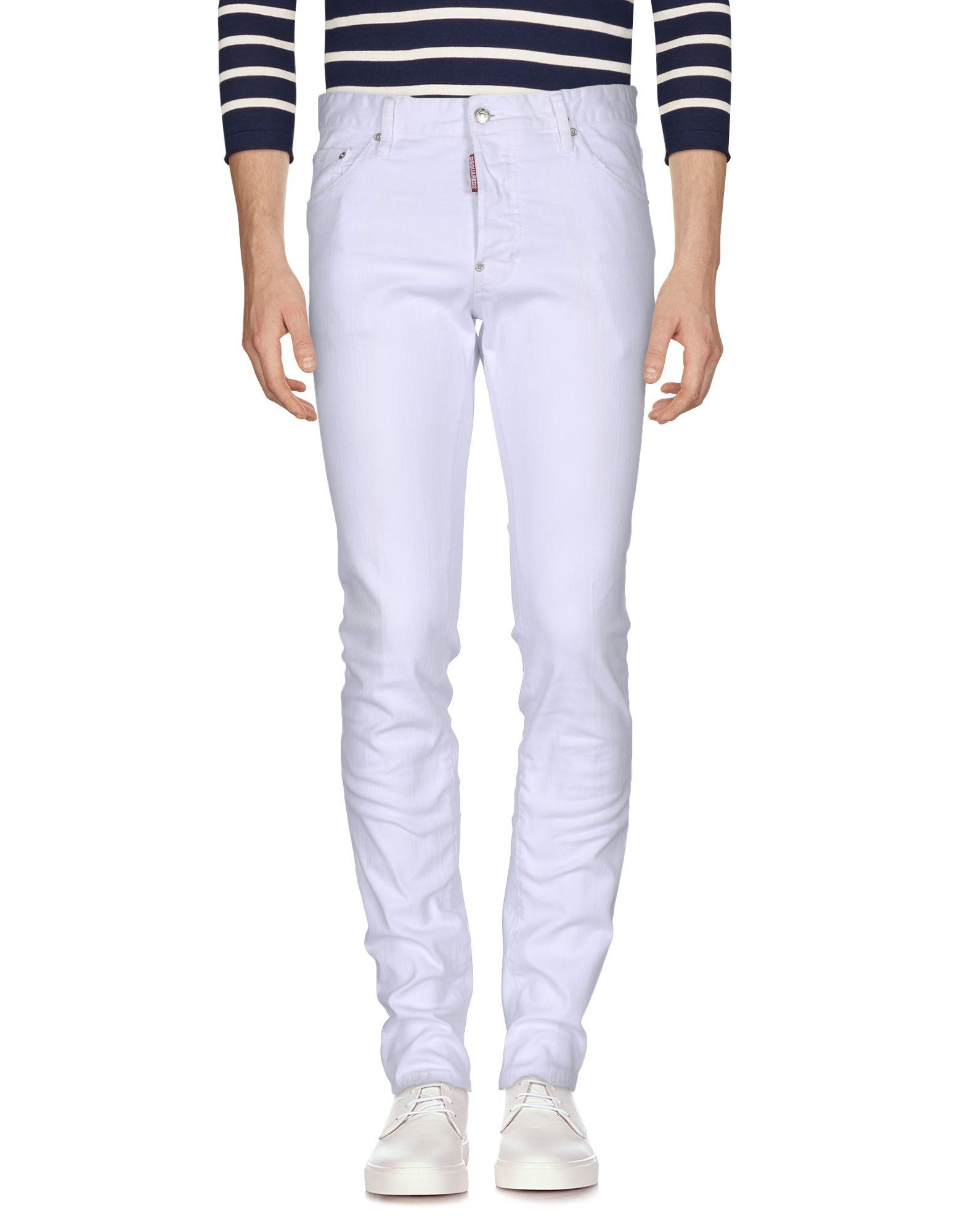 Pantaloni Jeans Dsquared2 Uomo - Acquista online su YOOX - 42556974SL a2439d7afb4f