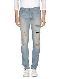BALMAIN - Denim trousers