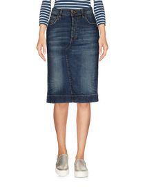 9b404bd394 Faldas Vaqueras Twin-Set Jeans para Mujer para Colección Primavera ...