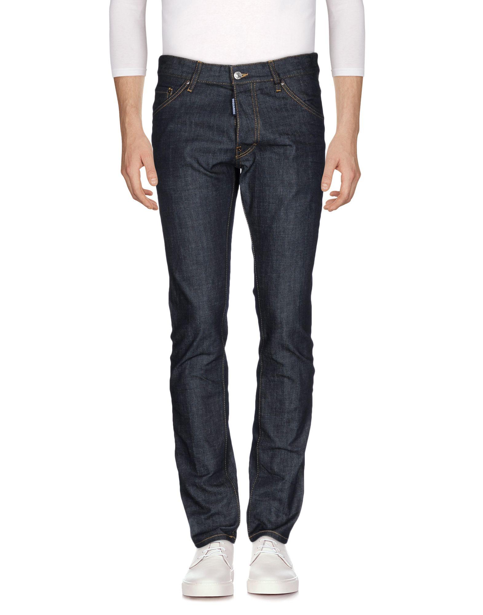 Jeans On Sale, Denim Grey, Cotton, 2017, 36 38 40 Dsquared2
