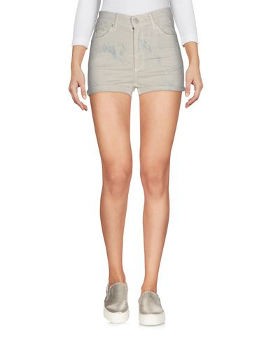 CHEAP MONDAY DENIM SHORTS, GREY
