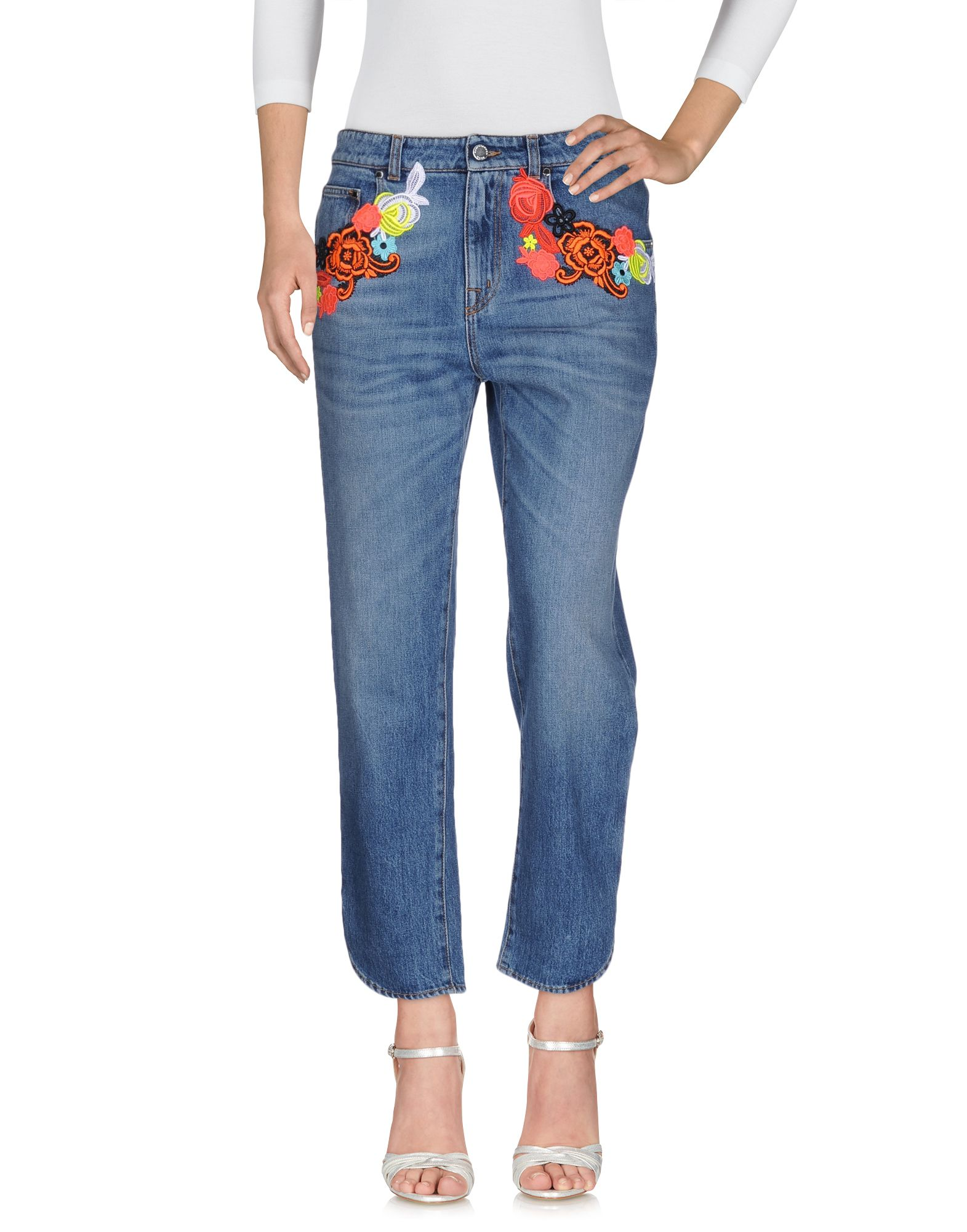 Pantaloni Jeans Christopher Kane Donna - Acquista online su BqcaK