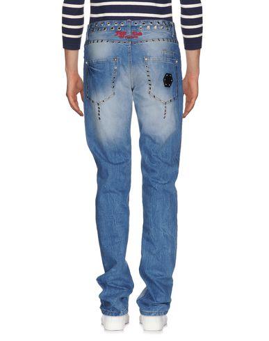 Philipp Plein Jeans billig utrolig pris pre-ordre online gratis frakt komfortabel visa betaling utløp Eastbay 3hUwu3VNw