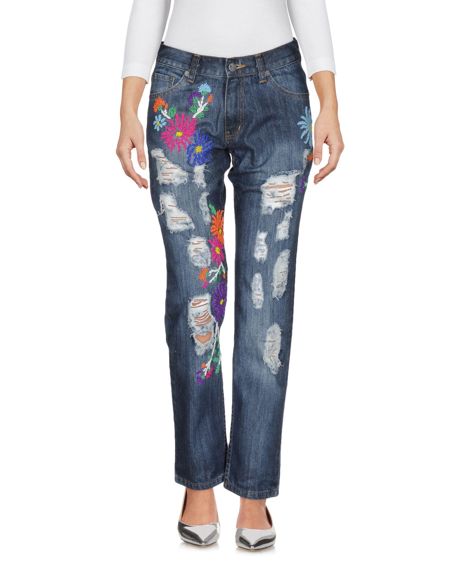 Pantaloni Jeans Mad Almadal Donna - Acquista online su t9Syylocp7