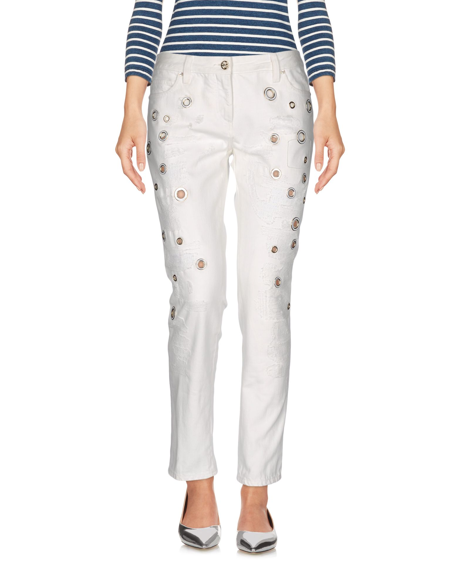 Pantaloni Jeans Roberto Cavalli Donna - Acquista online su ufeBfAjXQ7