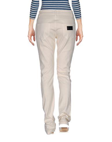 John Richmond Denim Pants, Ivory