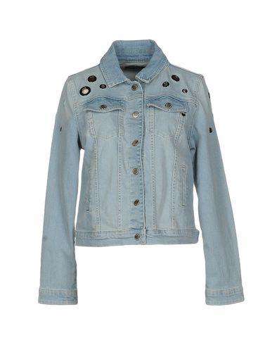 TWIN-SET JEANS Denim Jacket in Blue
