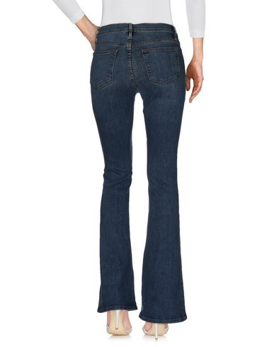 Frame Denim Pants, Blue