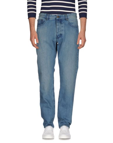 AMI ALEXANDRE MATTIUSSI - Pantaloni jeans